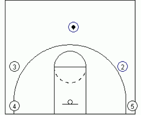 Dribble Drive 5 out